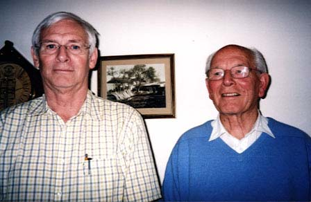 Peter and Tony Musgrave.